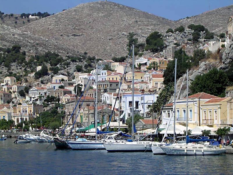 Греция - признанная столица мирового яхтинга