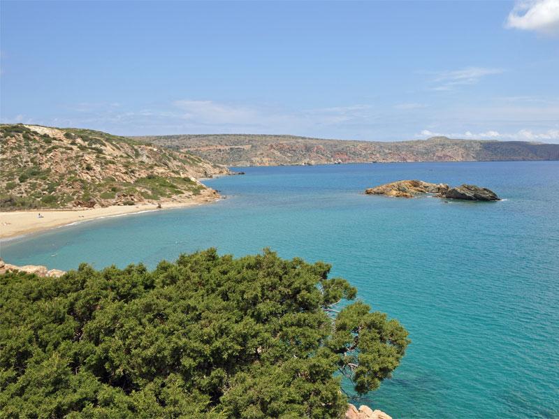 Остров Крит обладает отличными возможностями для пляжного и познавательного отдыха