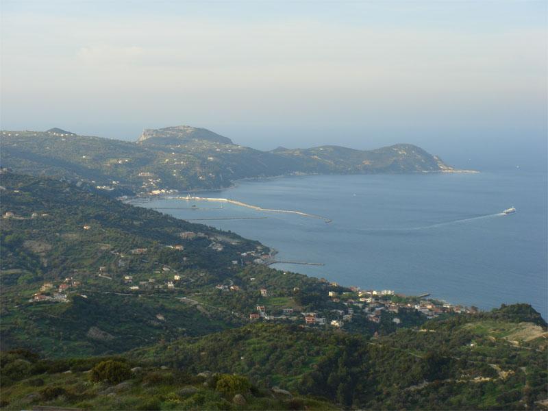 Остров Эвбея обладает шикарными возможностями для курортного отдыха