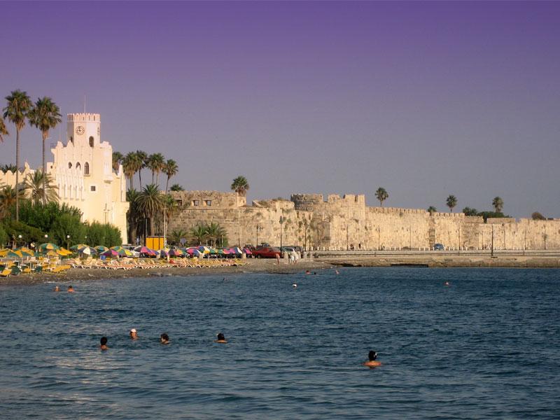 Остров Кос является довольно популярным туристическим центром